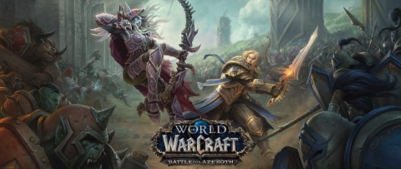 Blizzard Unveils Plans for World of Warcraft: Battle for Azeroth