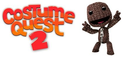 Sackboy Debuts in Costume Quest 2 on PlayStation