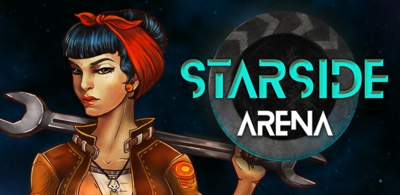 Multiplayer Space Battler STARSIDE ARENA Available Now on App Store