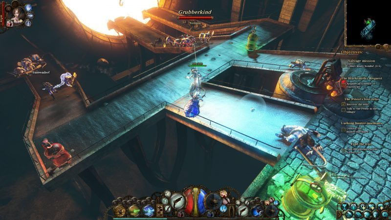 Van Helsing: Final Cut Now Available on Steam