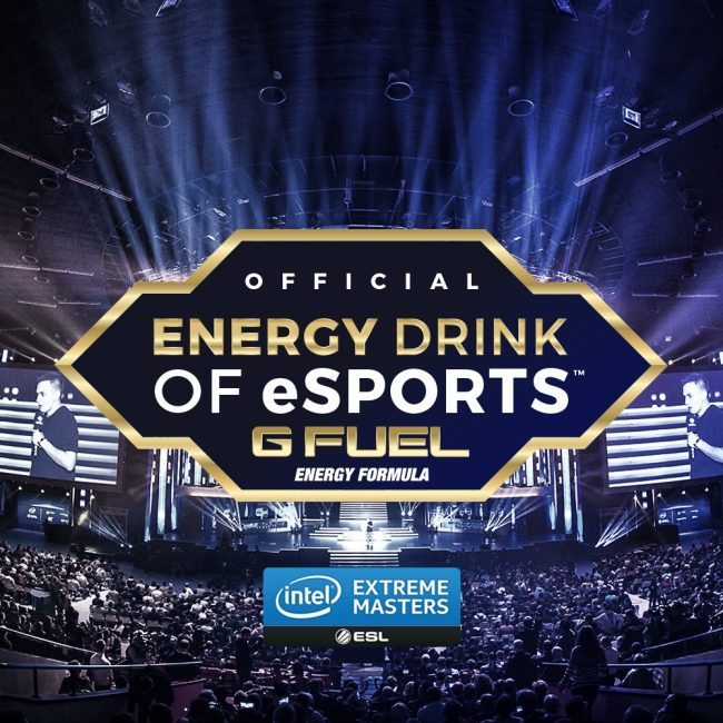 G FUEL Partners with ESL to Become Official Energy Drink of the Intel Extreme Masters