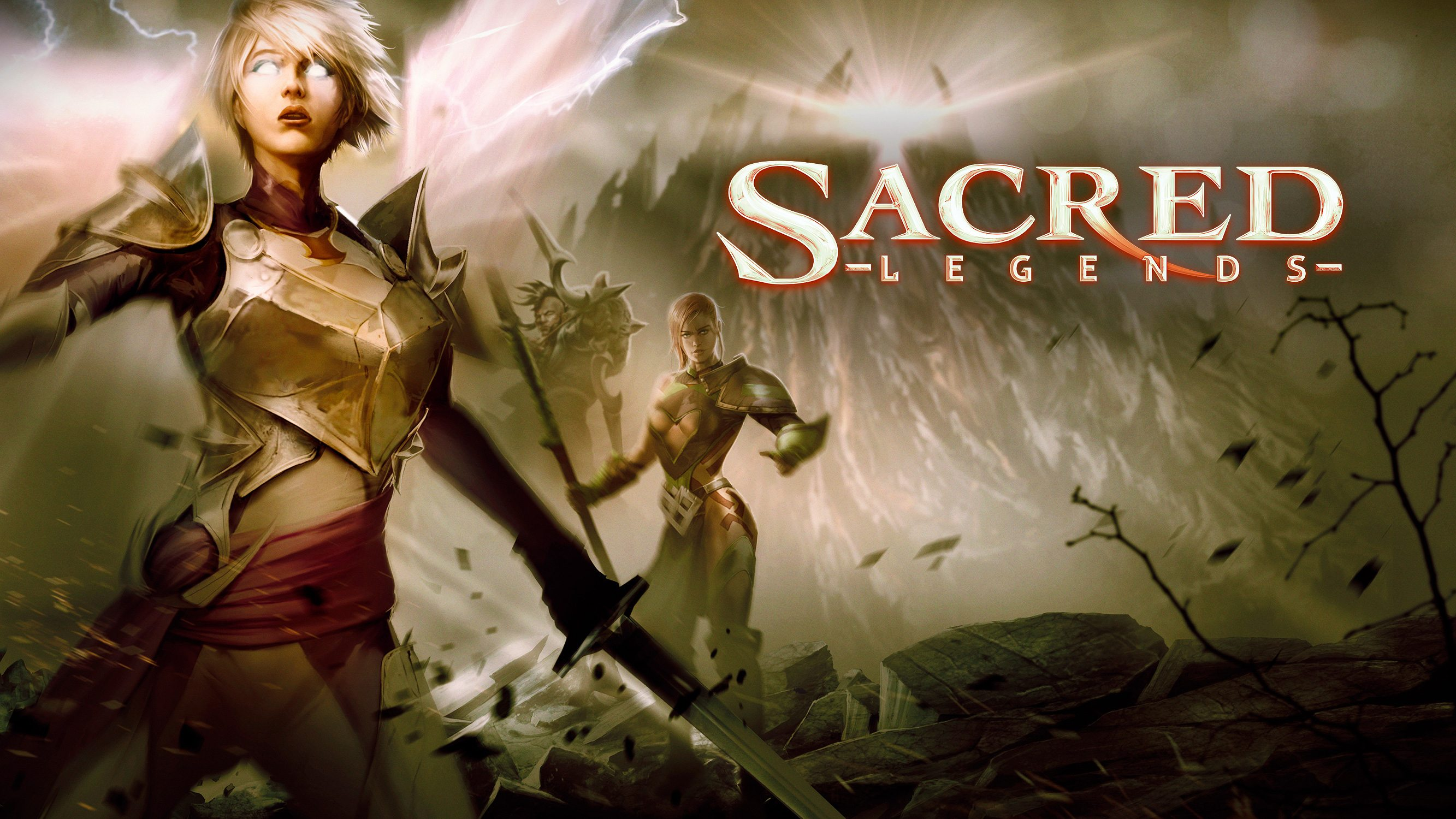 Sacred Legends Releasing this Summer on Mobile Devices