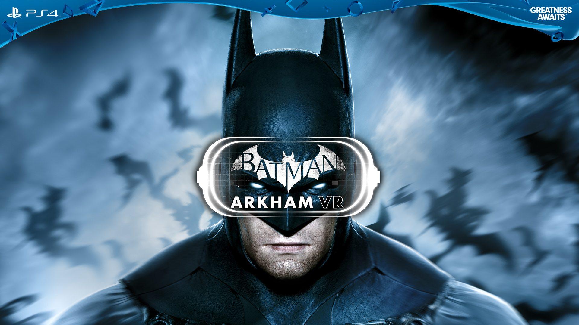 Batman: Arkham VR Launched by Warner Bros. for PlayStation VR