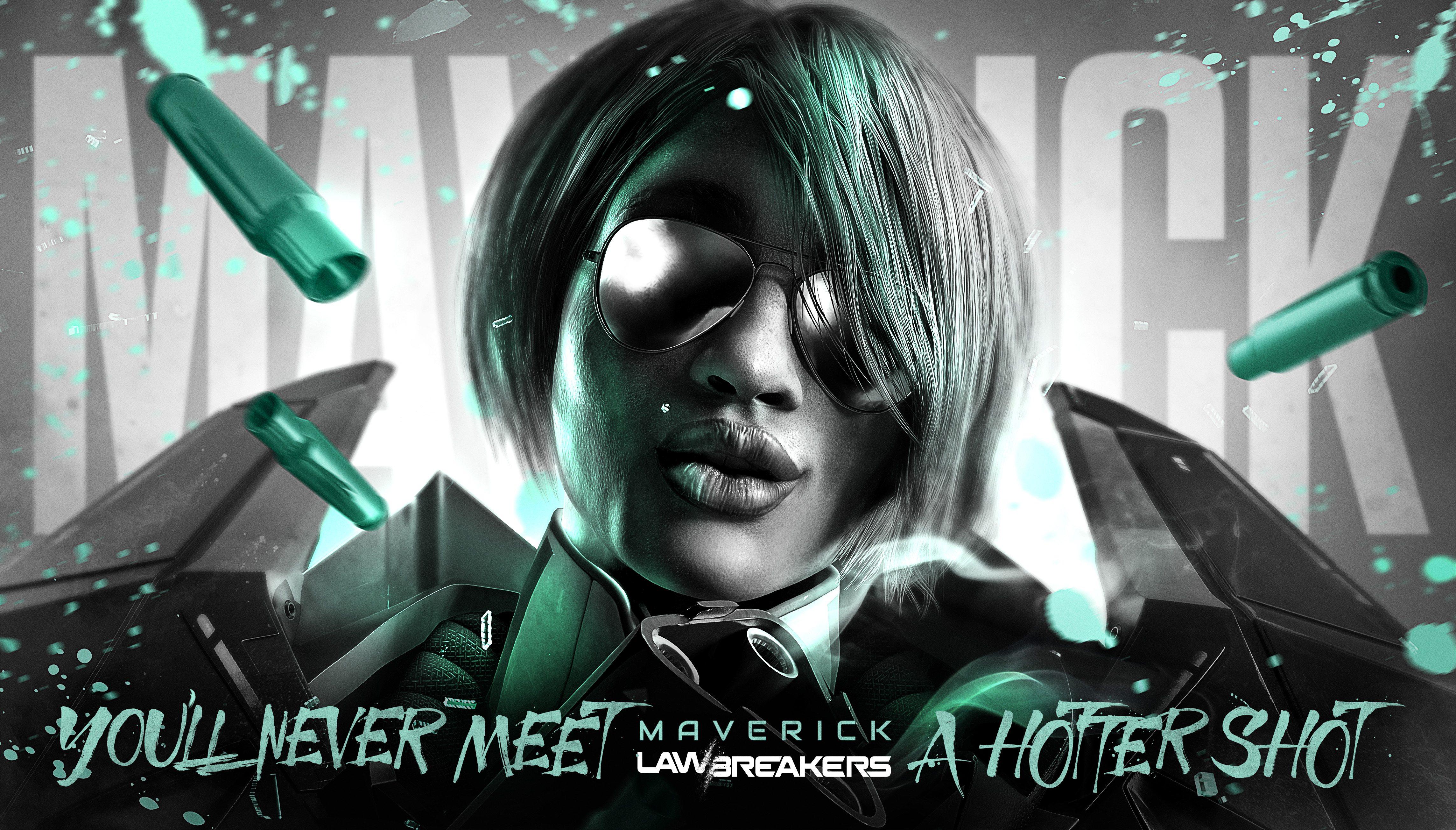LawBreakers Releases Vanguard Video