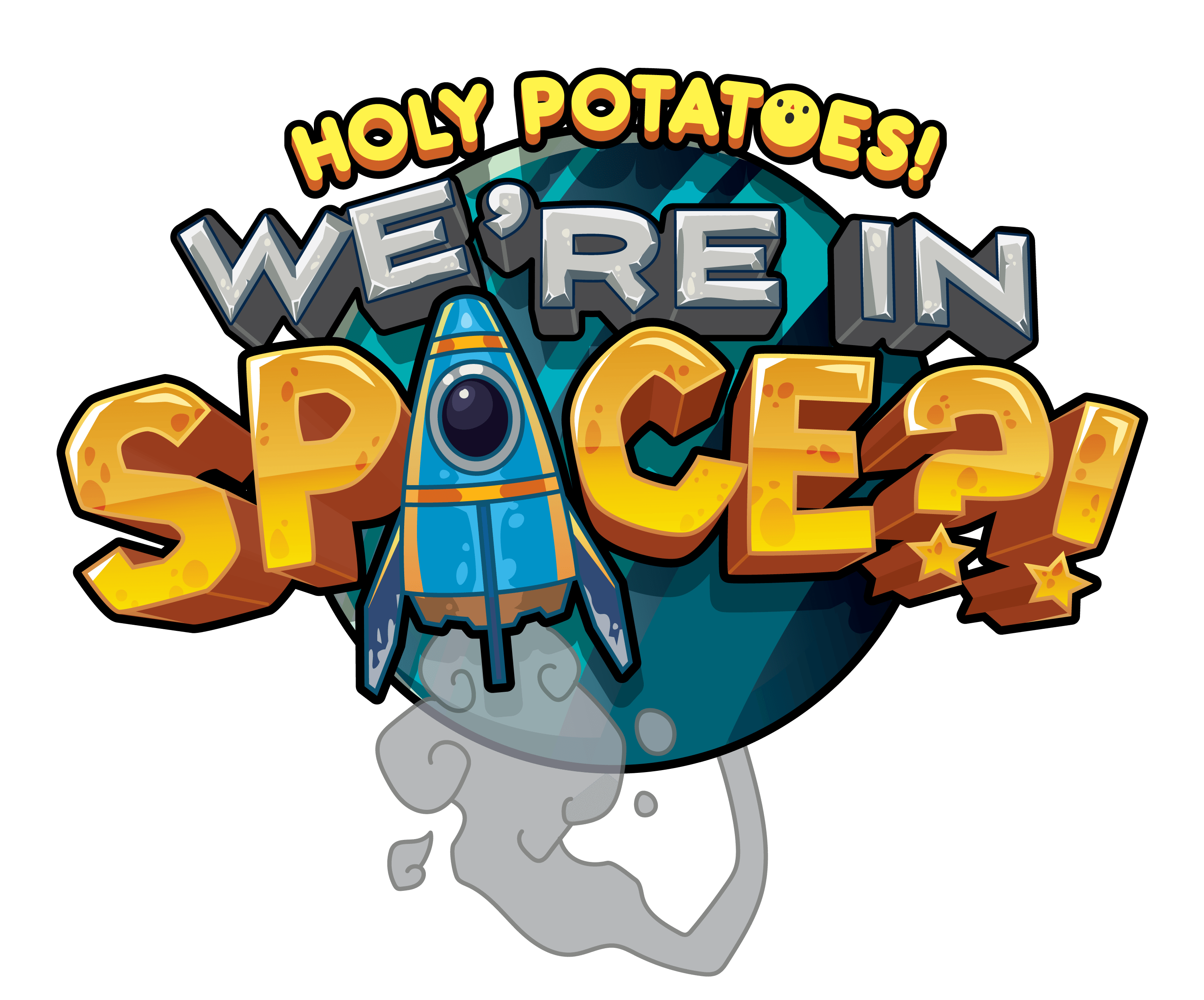 Holy Potatoes! We're in Space?! Announced by Daedalic and Daylight Studios