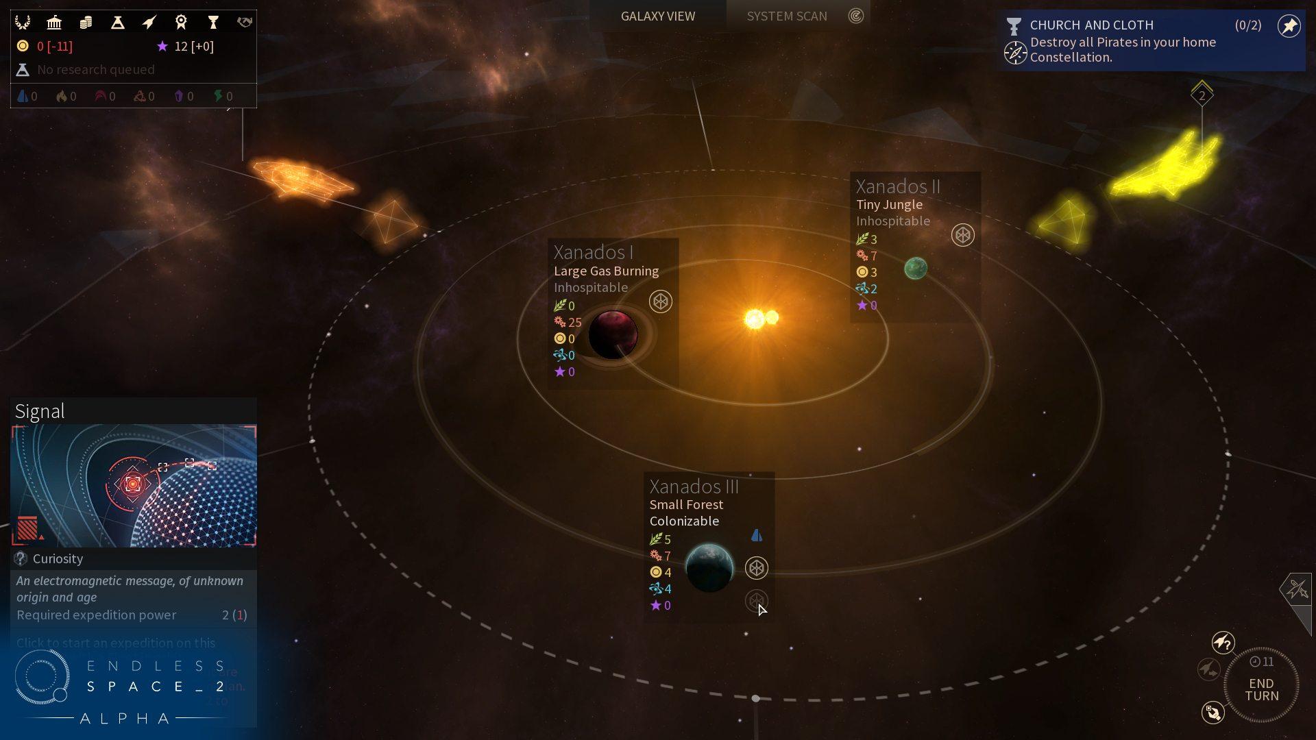 Building Solar System Games