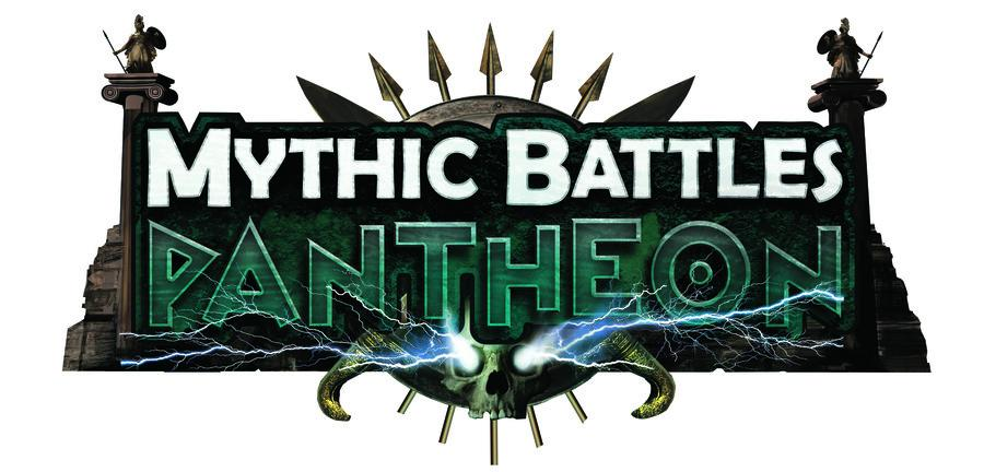 Mythic Battles: Pantheon is Making its Essen-Spiel Debut this Week