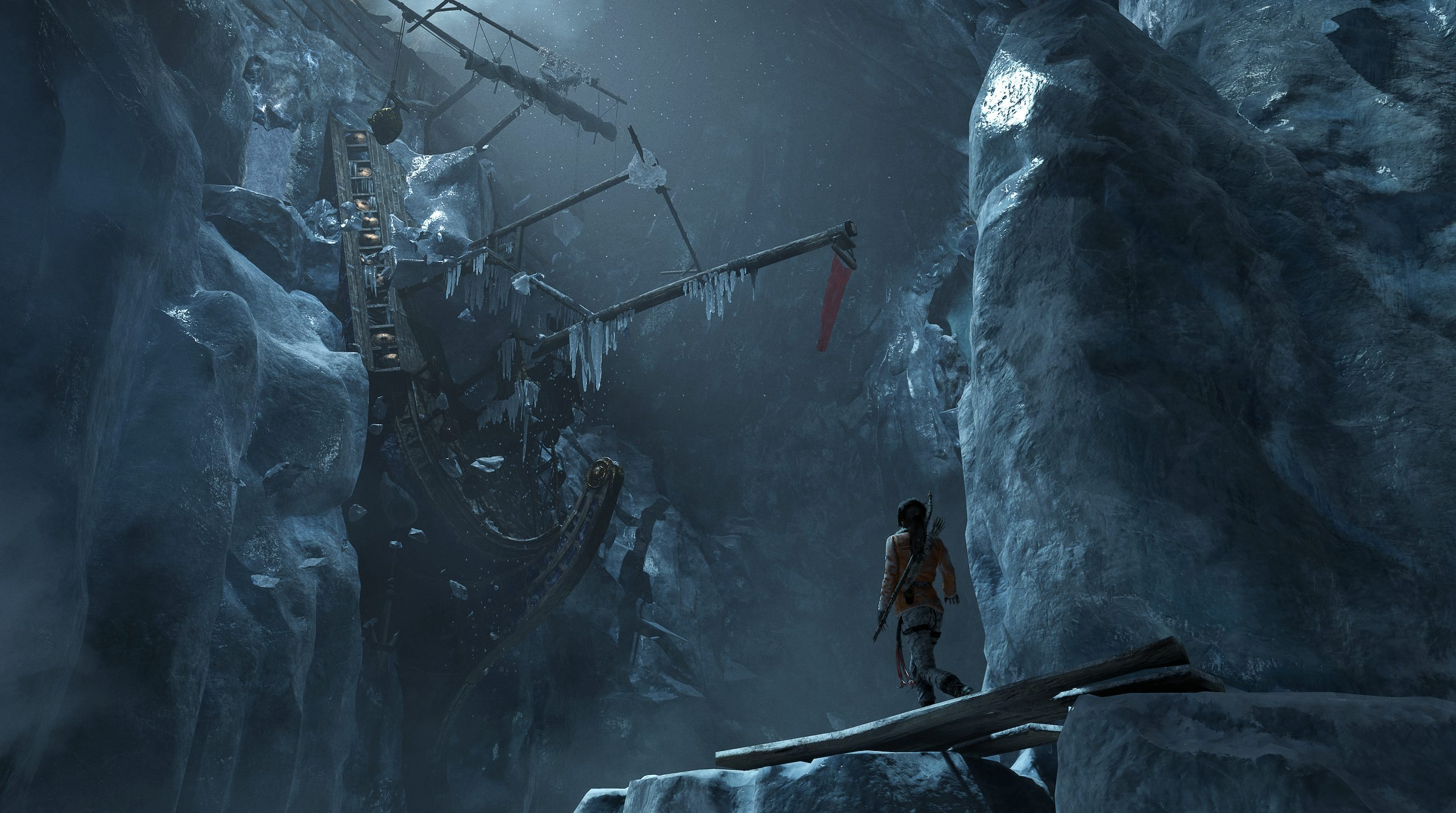 Rise of the Tomb Raider: 20 Year Celebration PlayStation 4 Pro Tech Video Released