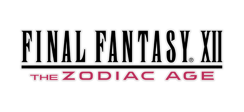 FINAL FANTASY XII THE ZODIAC AGE Now Available