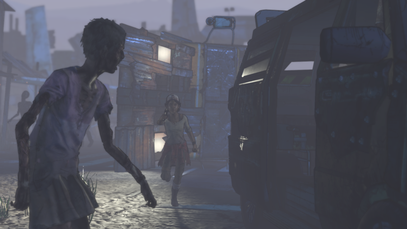 The Walking Dead: The Telltale Series – A New Frontier Review for PC