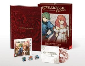 Fire Emblem Echoes: Shadows of Valentia Limited Edition Bundle on the Way