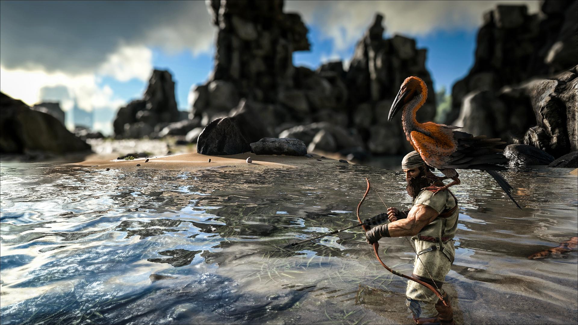 ark survival evolved patch 256