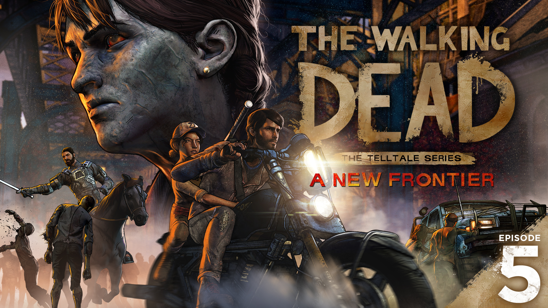 The Walking Dead PC Full Version Free Download