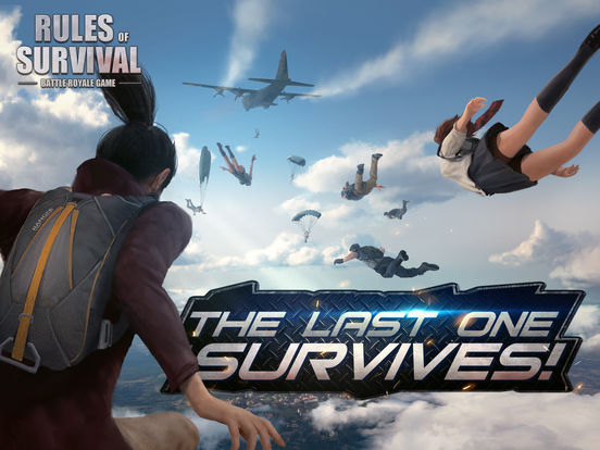 rules of survival english pc