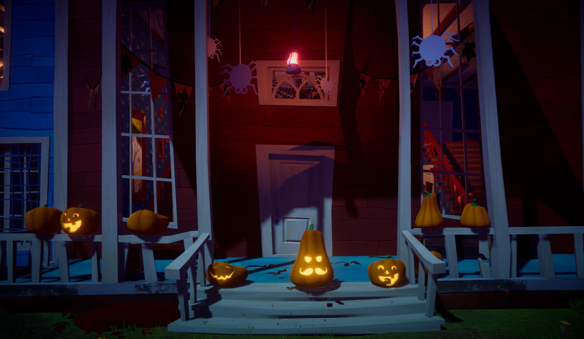 SECRET NEIGHBOR Halloween Alpha Impressions - Gaming Cypher