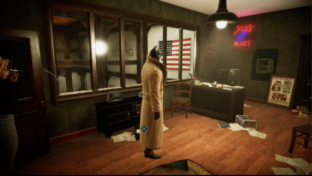 BLACKSAD: Under the Skin Review for PlayStation 4 - Gaming Cypher